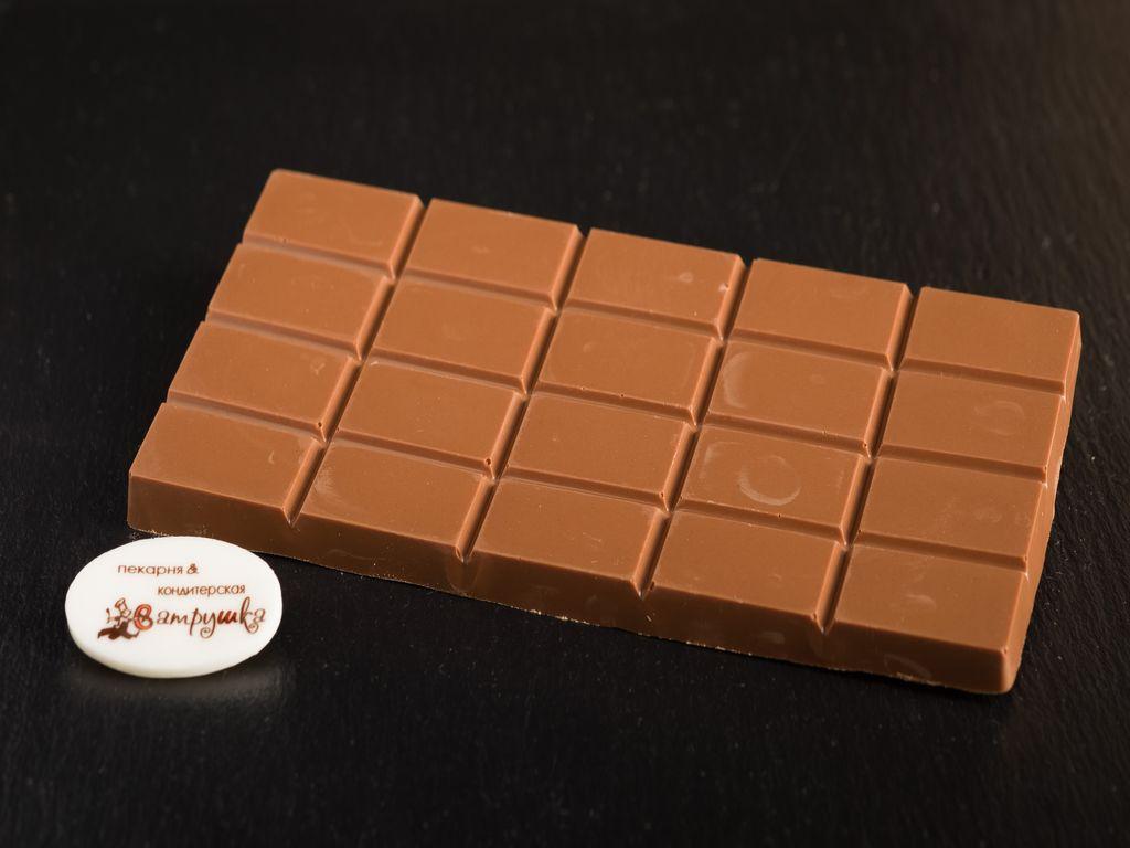 Шоколад молочный 100гр 0