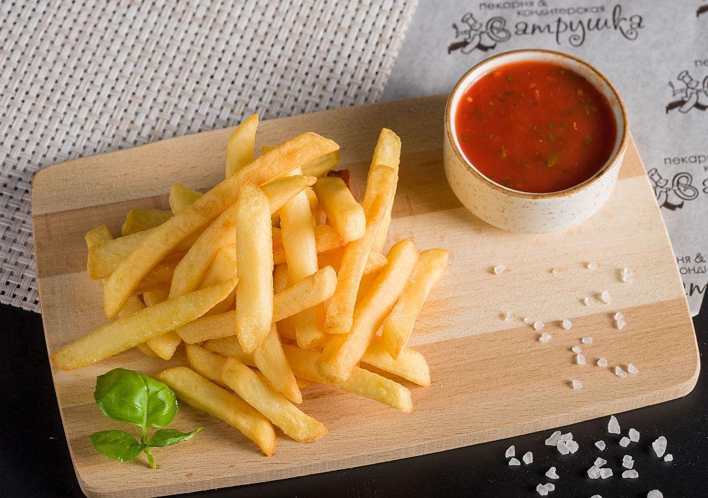 Картофель фри 150гр 0