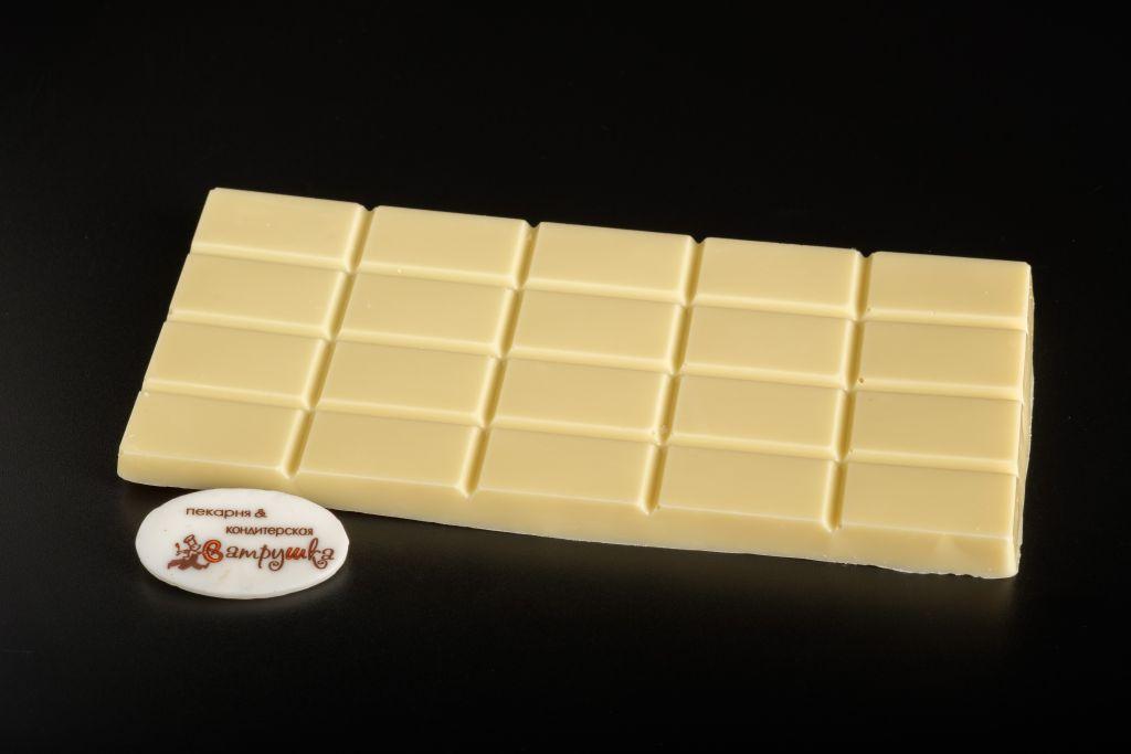 Шоколад белый 100гр 0
