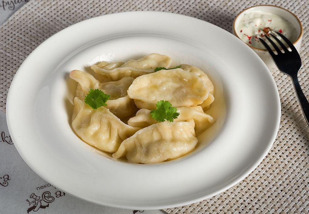 Вареники Уральские с квашеной капустой и сливочным маслом 250гр 0