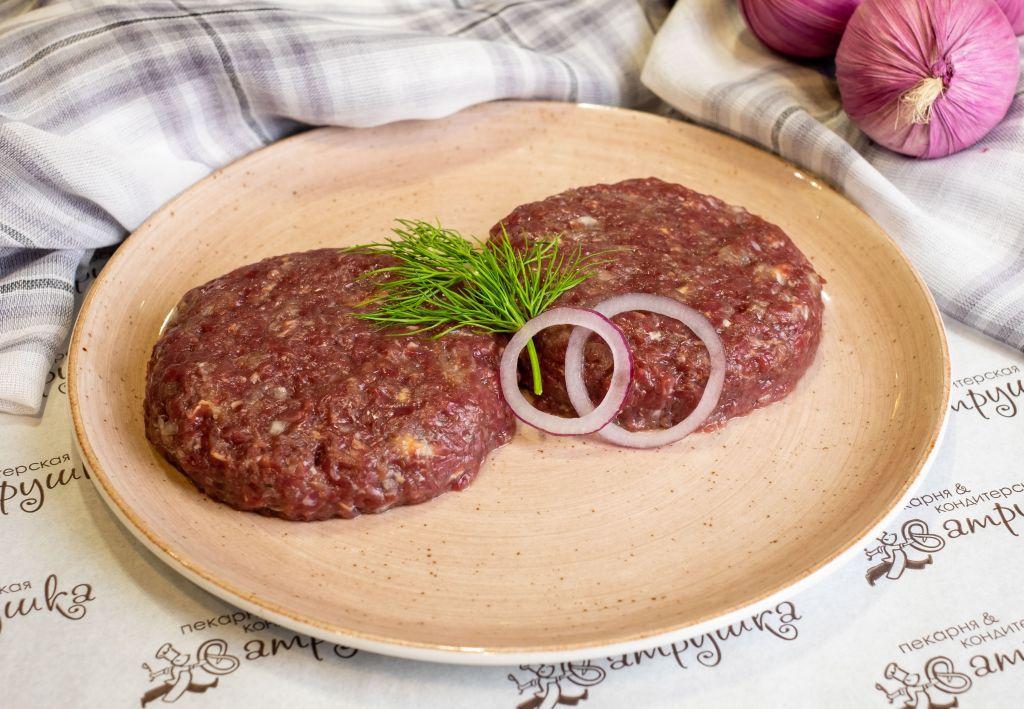 Бифштекс из говядины п/ф 240гр 0