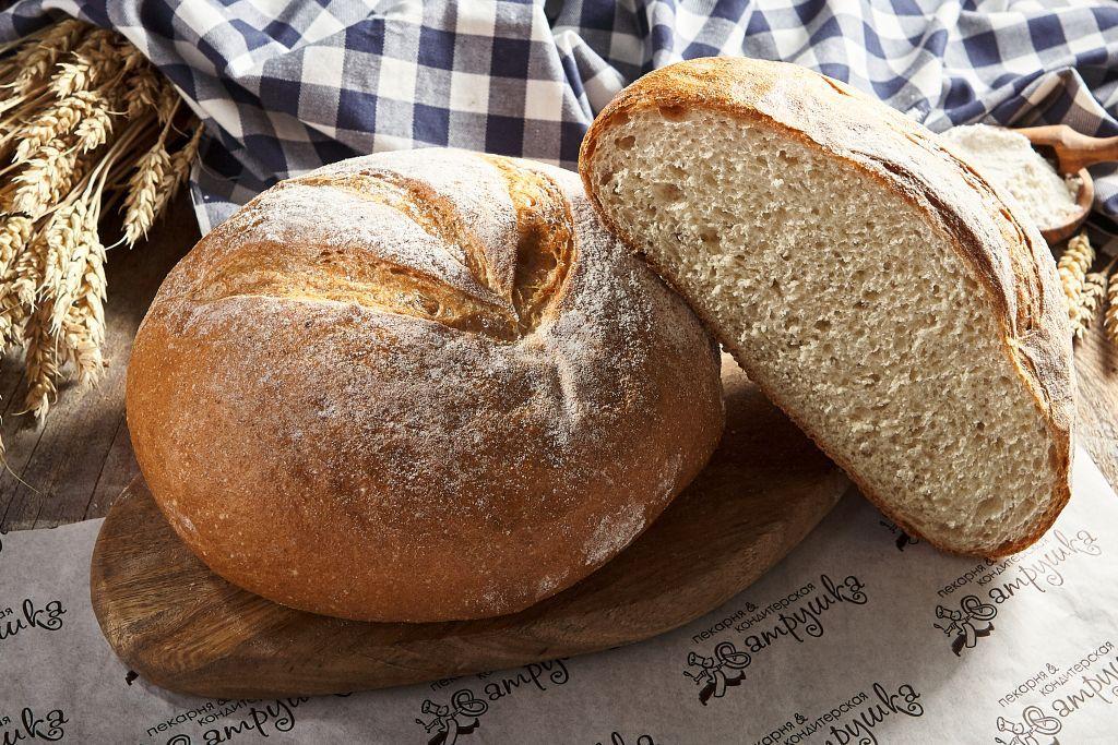 Хлеб Сельский 350гр 0