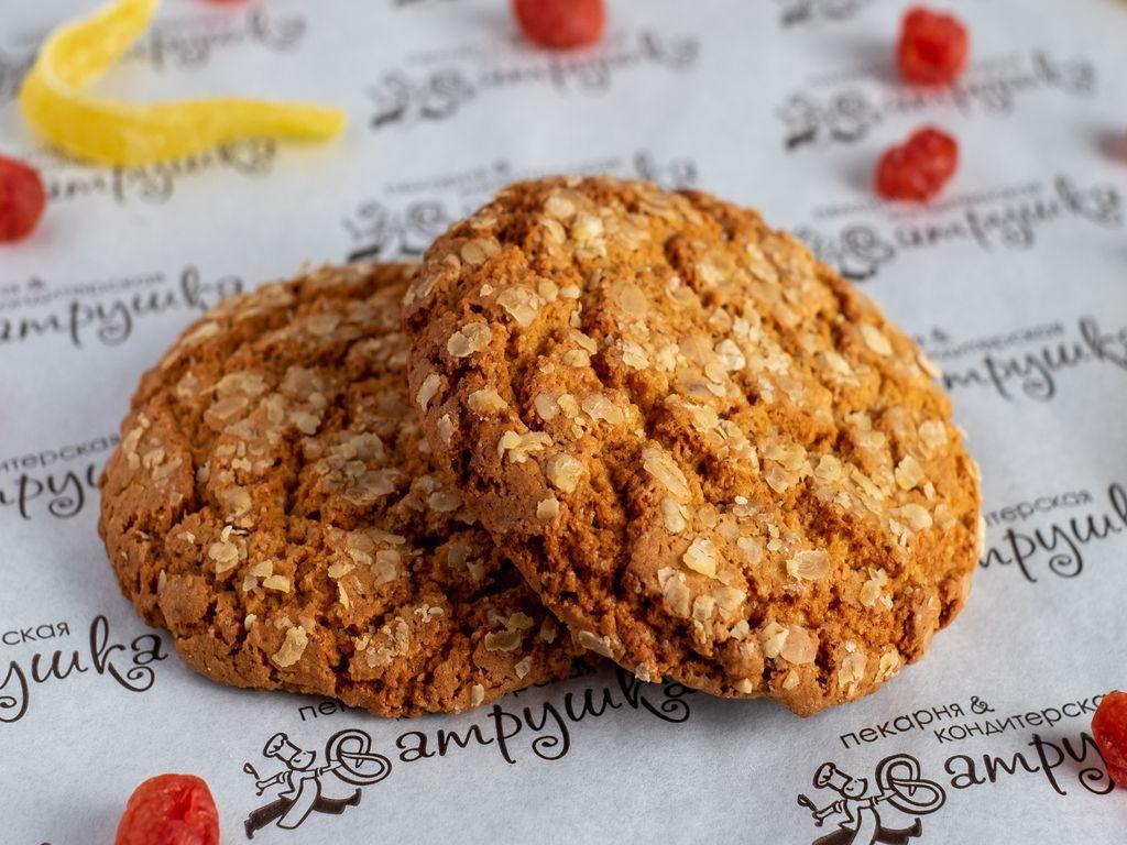 Печенье Американо зерновое 0