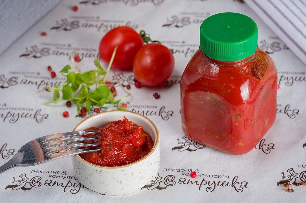Соус томатный с пряными травами  0