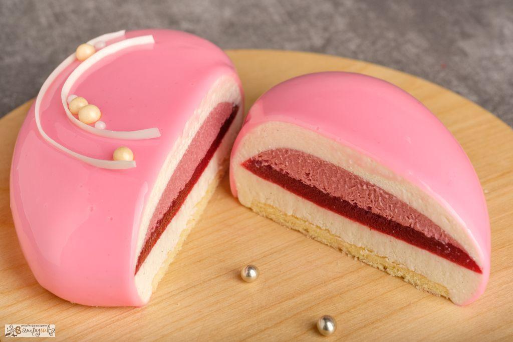 Торт Малиновый йогурт 0