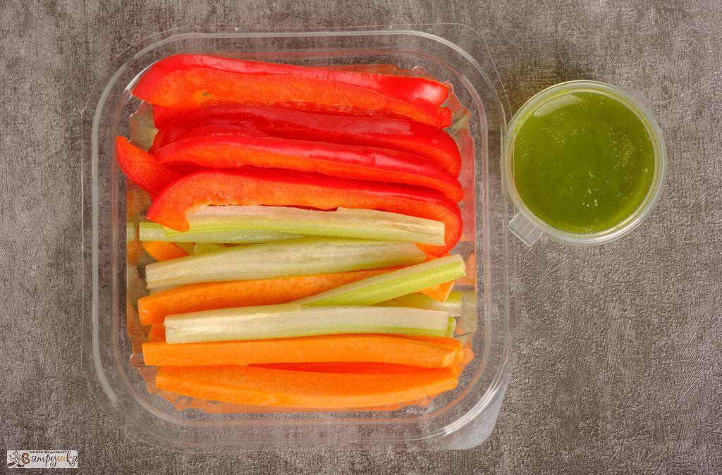 Перекус овощной 180гр 0
