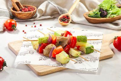Мини-шашлычки овощные 300гр
