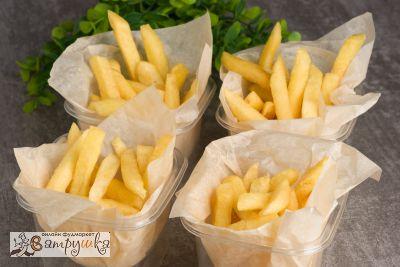 Картофель фри 4шт/400гр