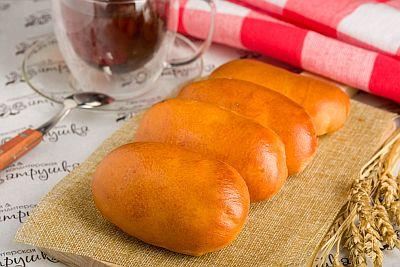 Мини-пирожки с филе цыпленка 200гр