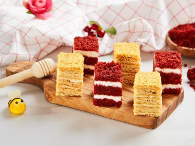 Мини-пирожное